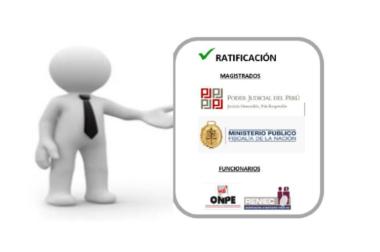 Dirección de Evaluación y Ratificación
